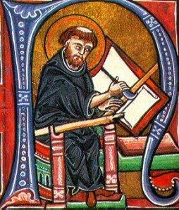 Monk copying